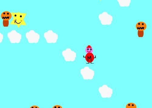My MARIO GAME ellieTa.swf-1