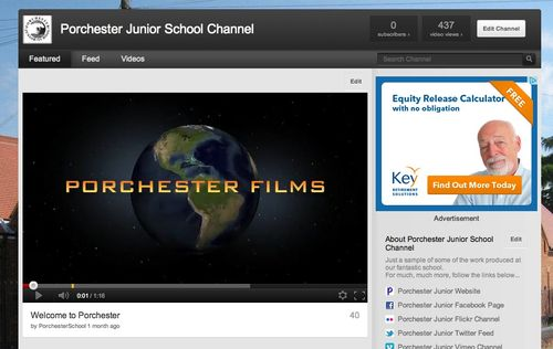 PorchesterSchool_s Channel - YouTube