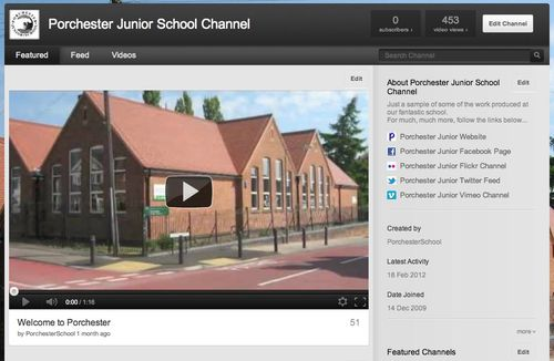 PorchesterSchool_s Channel - YouTube-1