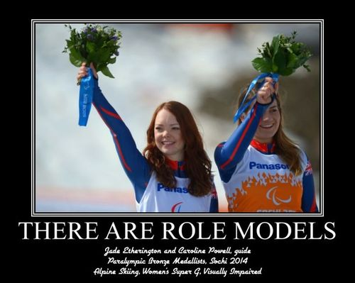 March 10th 2014 - Alpine Skiing Womens SuperG Visually Impaired2