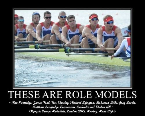 August 1st - Rowing, Men's Eights
