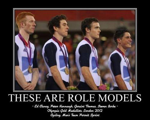 August 3rd - Cycling, Men's Team Pursuit