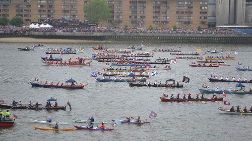 Rowingboats
