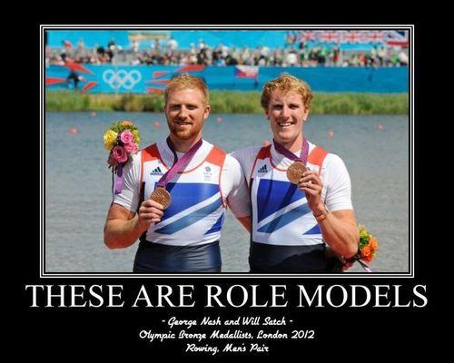 August 3rd - Rowing, Men's Pair